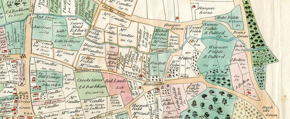 land-map