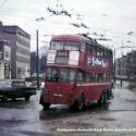 Tram stamford_hill_amhurst_park 1960s